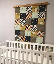 Load image into Gallery viewer, baby quilt hanger