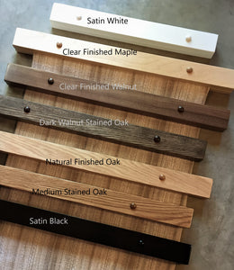Modern Hangers All Finishes Named