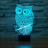 Lampe led | Hibou - Maneon