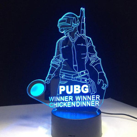 Lampe Battlegrounds