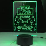 Lampe de chevet Fortnite