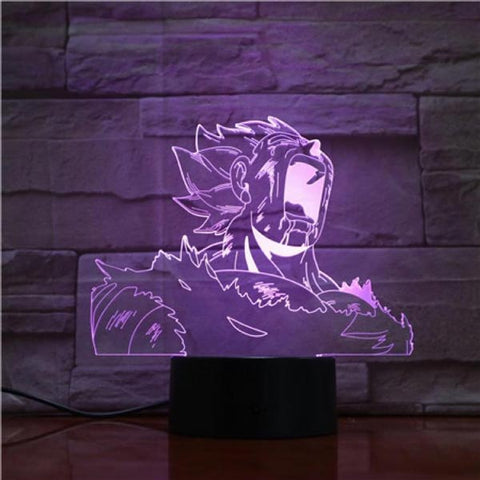 Lampe dragon ball