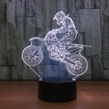 Veilleuse led | Moto Cross - Maneon