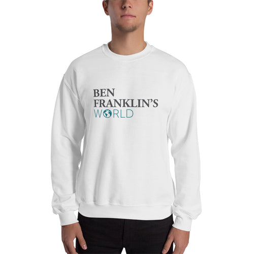 Ben Franklin's World Sweatshirt