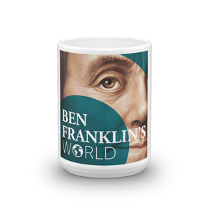 Ben Franklin's World Mug