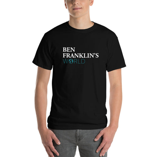 Ben Franklin's World Classic T-shirt #2
