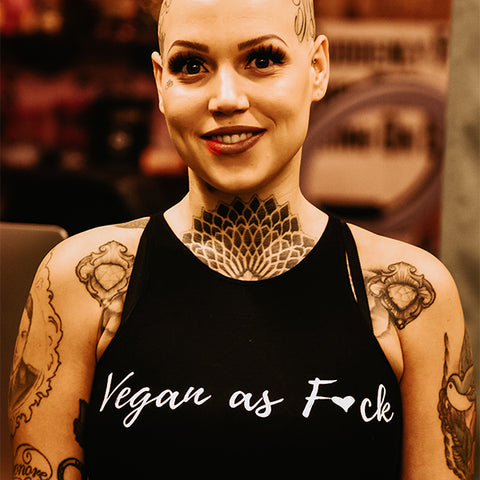 'Vegan as F*ck' crop