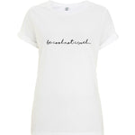 'Be cool not cruel...' tee
