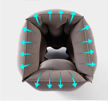 Load image into Gallery viewer, Inflatable Travel Pillow