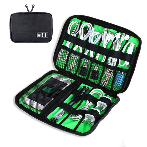 Digital Electronics Storage & Travel Bag