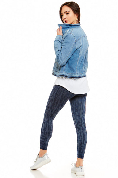 fab'rik - SPANX LOOK AT ME NOW LEGGINGS image thumbnail