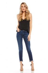 fab'rik - STEP HEM FRAYED CROPPED SKINNY ProductImage-7245905821754