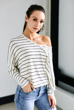 Load image into Gallery viewer, Westin Stripe Long Sleeve Tee