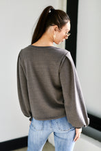 Load image into Gallery viewer, Quincy Long Sleeve Sweatshirt
