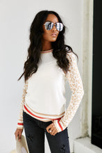 Load image into Gallery viewer, SALE - Sofia Animal Print Sweater