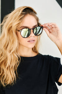 East Village Round Sunglasses