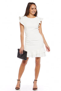 fab'rik - Olivia Ruffle Mini Dress ProductImage-7477102772282