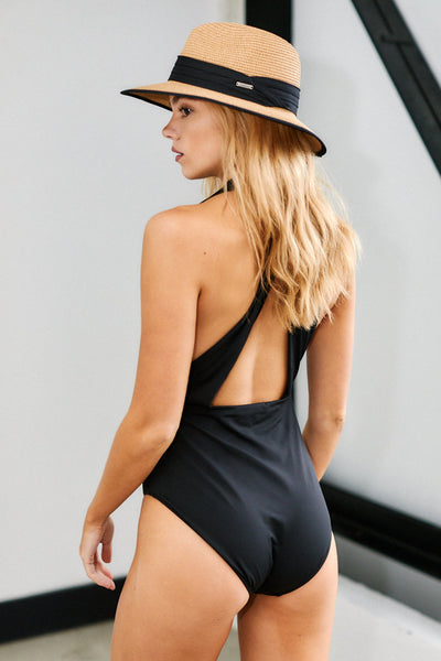 fab'rik - Cambria Deep V One Piece image thumbnail