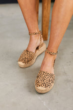 Load image into Gallery viewer, SALE - Jax Leopard Espadrille