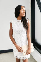 Load image into Gallery viewer, Marissa Sleeveless Lace Dress