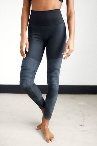 Spanx Moto Look At Me Now Legging