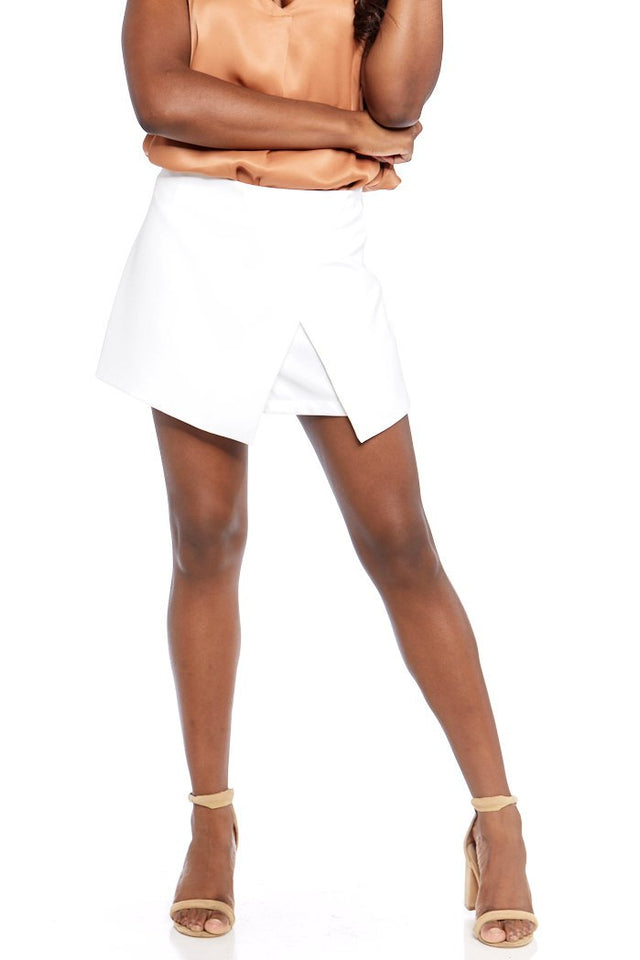 Sage Surplice Shorts
