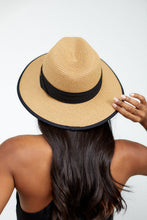 Load image into Gallery viewer, Beachwood Panama Hat