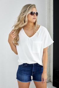 Austin Short Sleeve Top