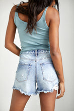Load image into Gallery viewer, SALE - Cabana Cut Off Denim Shorts