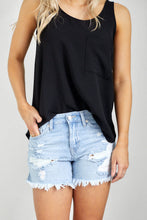 Load image into Gallery viewer, SALE - JoJo Distressed Denim Short