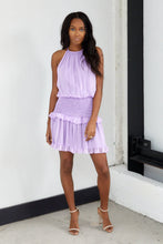 Load image into Gallery viewer, SALE - Monte Smocked Waist Mini Dress
