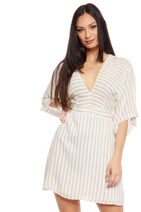 fab'rik - Nadya Stripe Kimono Dress ProductImage-7531282366522