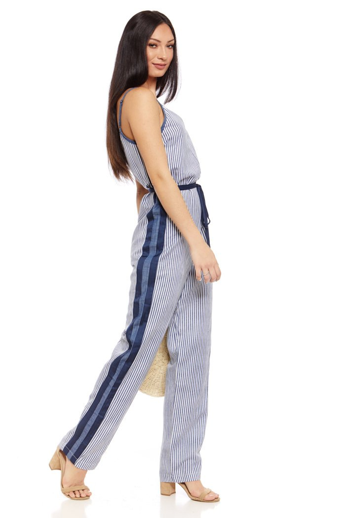 fab'rik - Lille Stripe Jumpsuit ProductImage-7531291770938