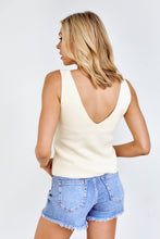Load image into Gallery viewer, Freya Knit Tank