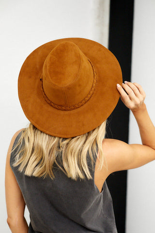 Henley Braided Detail Hat