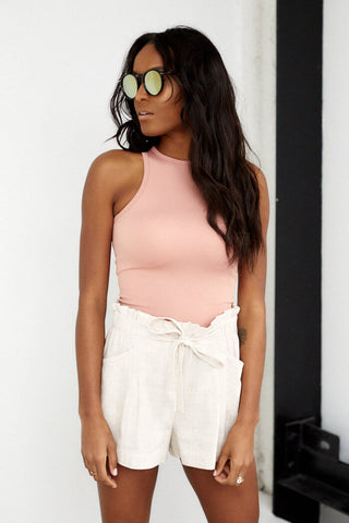 Shay Drawstring Short