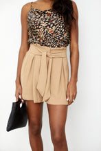 Load image into Gallery viewer, SALE - Charlie Tie Waist Short