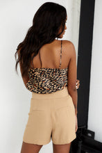 Load image into Gallery viewer, SALE - Tessa Animal Print Cowl Neck Top