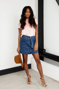 Benson Denim Skirt
