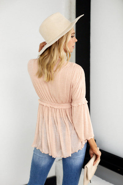 fab'rik - Lily Pleated Blouse image thumbnail