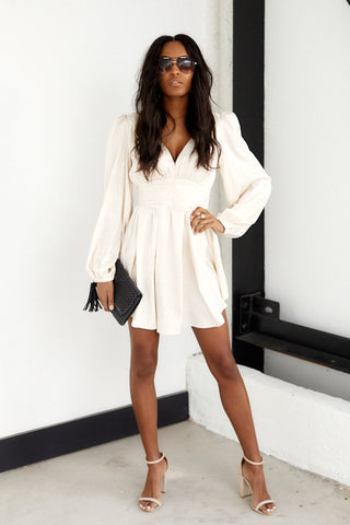 Willa Long Sleeve Dress