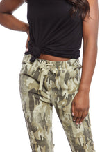 Load image into Gallery viewer, Tessa Camo Joggers