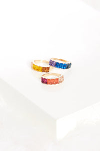 fab'rik - Rainbow Crystal Ring ProductImage-7744069664826