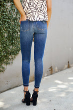 Load image into Gallery viewer, Spanx Distressed Skinny Jeans