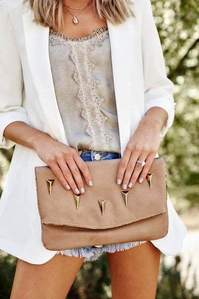 fab'rik - Studded Clutch image thumbnail