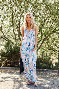 fab'rik - Karlee Tropical Cocoon Maxi Dress ProductImage-7788702531642