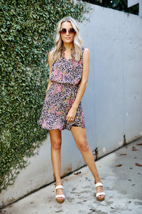 Asher Mell Mini Dress