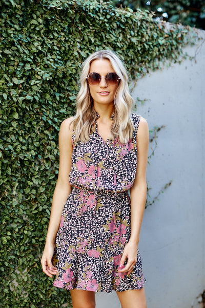 fab'rik - Asher Mell Mini Dress image thumbnail