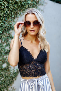fab'rik - Lace Padded Bralette ProductImage-7834581696570