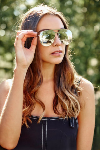 Jemma Aviator Sunglasses
